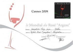Puntalice - Le Mondial du Rose - 2008