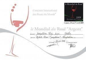 Puntalice - Le Mondial du Rose - 2009