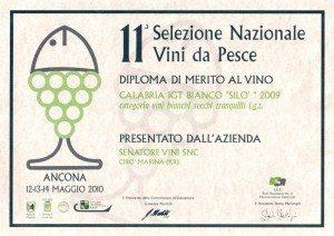 Silo - Selezione Nazionale Vini da Pesce - 2010