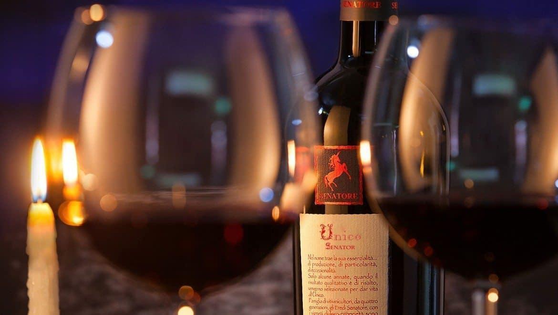 Conservare il vino avanzato