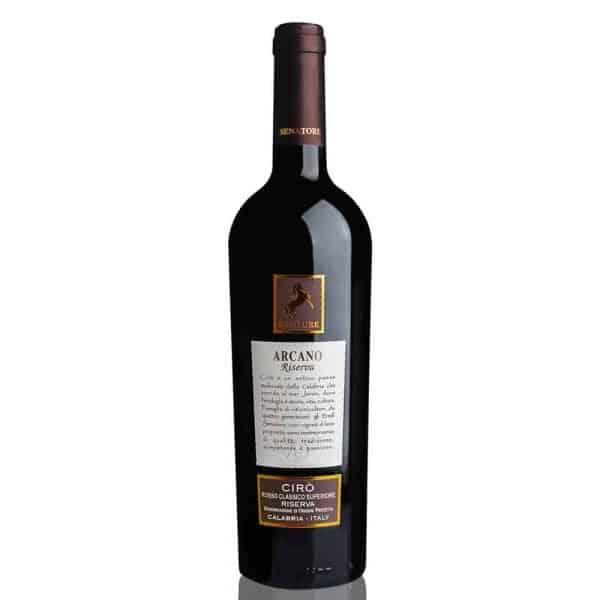 Bottiglia Arcano Riserva