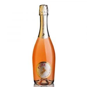Bottiglia Eukè Spumante Brut Rosè
