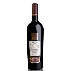 Bottiglia Gaglioppo Merlot