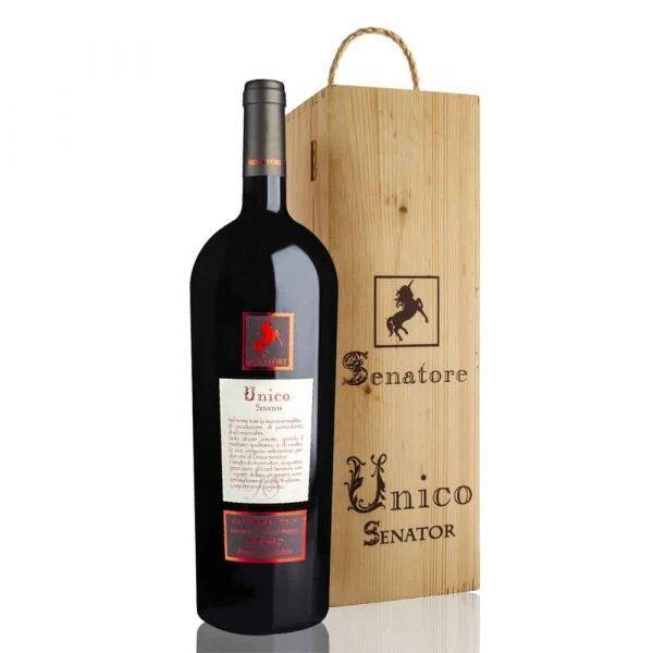 Bottle of Unico Senator Magnum