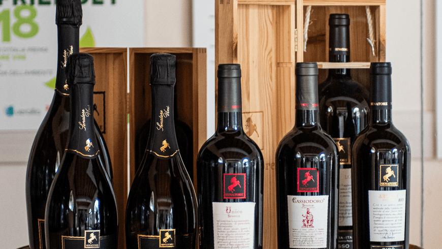 I solfiti nel vino, perchè bere vini sani